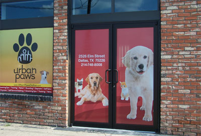 Urban Paws Dallas Dog Boarding and Daycare